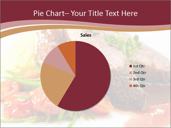 Meat Dish PowerPoint Template - Slide 36