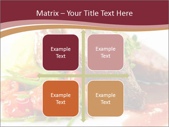 Meat Dish PowerPoint Template - Slide 37