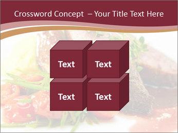 Meat Dish PowerPoint Template - Slide 39