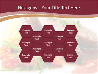 Meat Dish PowerPoint Template - Slide 44