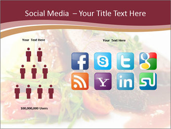 Meat Dish PowerPoint Template - Slide 5