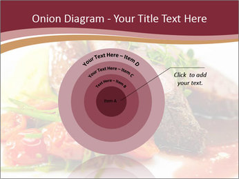 Meat Dish PowerPoint Template - Slide 61