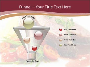 Meat Dish PowerPoint Template - Slide 63