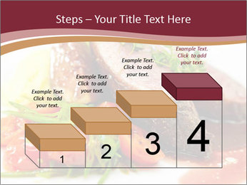 Meat Dish PowerPoint Template - Slide 64