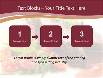 Meat Dish PowerPoint Template - Slide 71