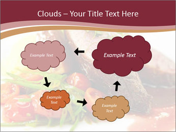 Meat Dish PowerPoint Template - Slide 72
