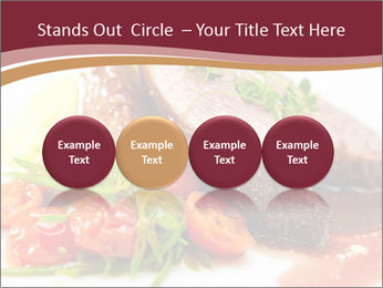 Meat Dish PowerPoint Template - Slide 76