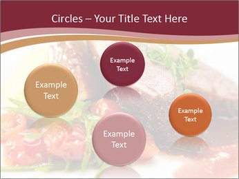 Meat Dish PowerPoint Template - Slide 77