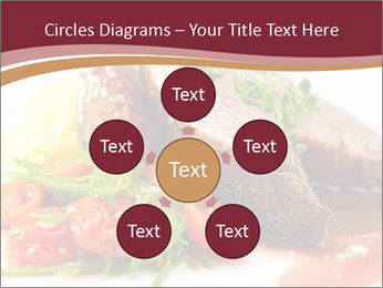 Meat Dish PowerPoint Template - Slide 78