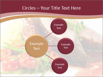 Meat Dish PowerPoint Template - Slide 79