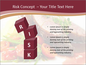 Meat Dish PowerPoint Template - Slide 81