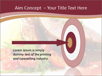 Meat Dish PowerPoint Template - Slide 83