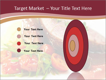 Meat Dish PowerPoint Template - Slide 84