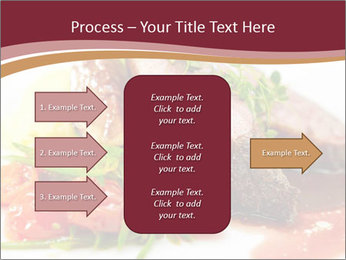 Meat Dish PowerPoint Template - Slide 85