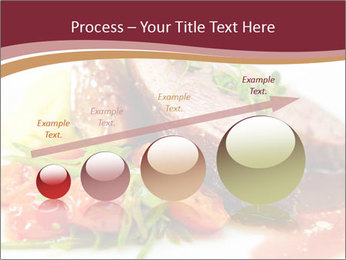 Meat Dish PowerPoint Template - Slide 87