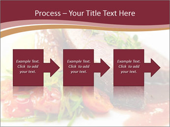 Meat Dish PowerPoint Template - Slide 88