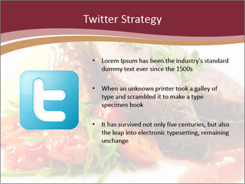 Meat Dish PowerPoint Template - Slide 9