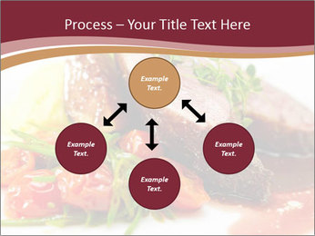 Meat Dish PowerPoint Template - Slide 91