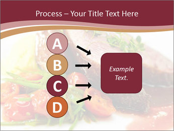 Meat Dish PowerPoint Template - Slide 94