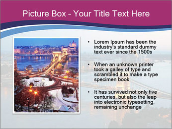 Hungary Travel Destination PowerPoint Templates - Slide 13