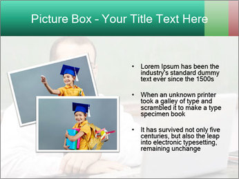 Positive School Teacher PowerPoint Template - Slide 20