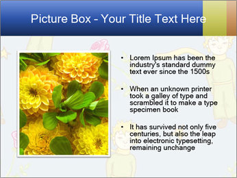 Little Prince Pattern PowerPoint Template - Slide 13