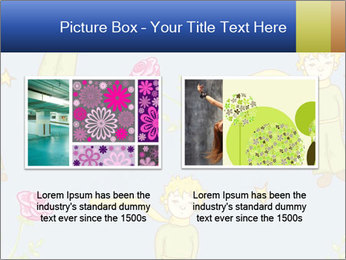 Little Prince Pattern PowerPoint Templates - Slide 18