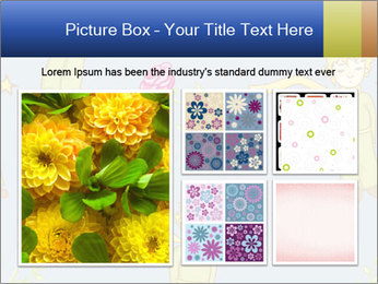 Little Prince Pattern PowerPoint Template - Slide 19