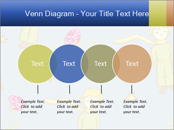 Little Prince Pattern PowerPoint Templates - Slide 32