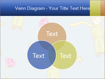 Little Prince Pattern PowerPoint Templates - Slide 33