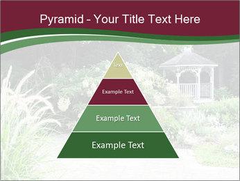Kiosk In Garden PowerPoint Template - Slide 30