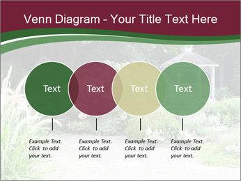 Kiosk In Garden PowerPoint Template - Slide 32