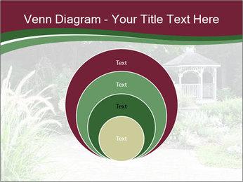 Kiosk In Garden PowerPoint Templates - Slide 34