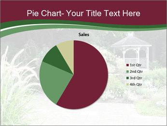 Kiosk In Garden PowerPoint Templates - Slide 36