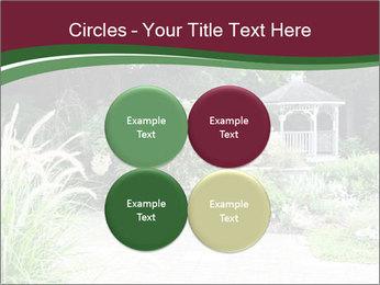 Kiosk In Garden PowerPoint Templates - Slide 38