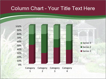 Kiosk In Garden PowerPoint Template - Slide 50