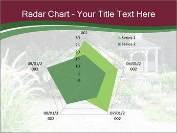 Kiosk In Garden PowerPoint Template - Slide 51