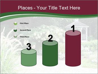 Kiosk In Garden PowerPoint Templates - Slide 65