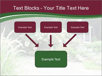 Kiosk In Garden PowerPoint Template - Slide 70
