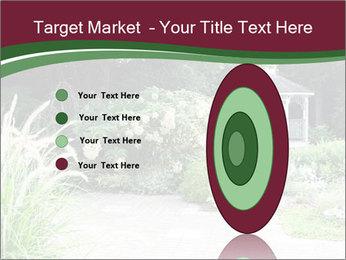 Kiosk In Garden PowerPoint Template - Slide 84