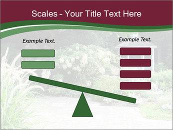 Kiosk In Garden PowerPoint Templates - Slide 89