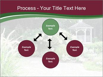 Kiosk In Garden PowerPoint Template - Slide 91
