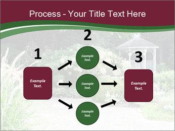Kiosk In Garden PowerPoint Templates - Slide 92