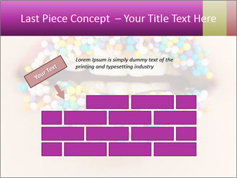 Candy Lips PowerPoint Template - Slide 46
