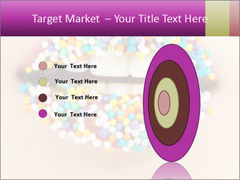 Candy Lips PowerPoint Template - Slide 84