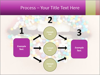 Candy Lips PowerPoint Template - Slide 92