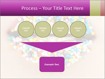 Candy Lips PowerPoint Template - Slide 93