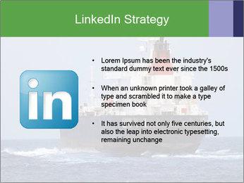 Oil Tanker PowerPoint Template - Slide 12