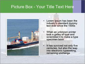 Oil Tanker PowerPoint Template - Slide 13