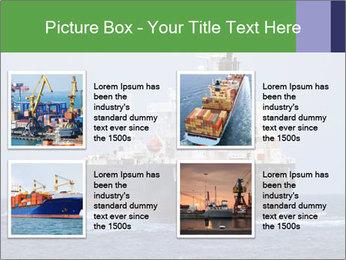 Oil Tanker PowerPoint Template - Slide 14